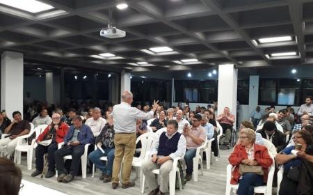 Designaron autoridades en la CEB: Aristegui es el nuevo presidente