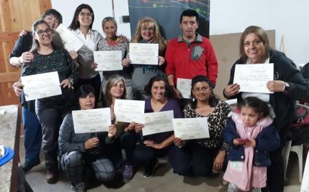 La CEB cerró los talleres para vecinos del Oeste de Bariloche