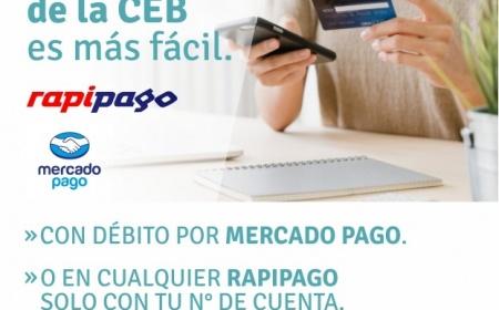 Abonar tus facturas de la CEB es más fácil